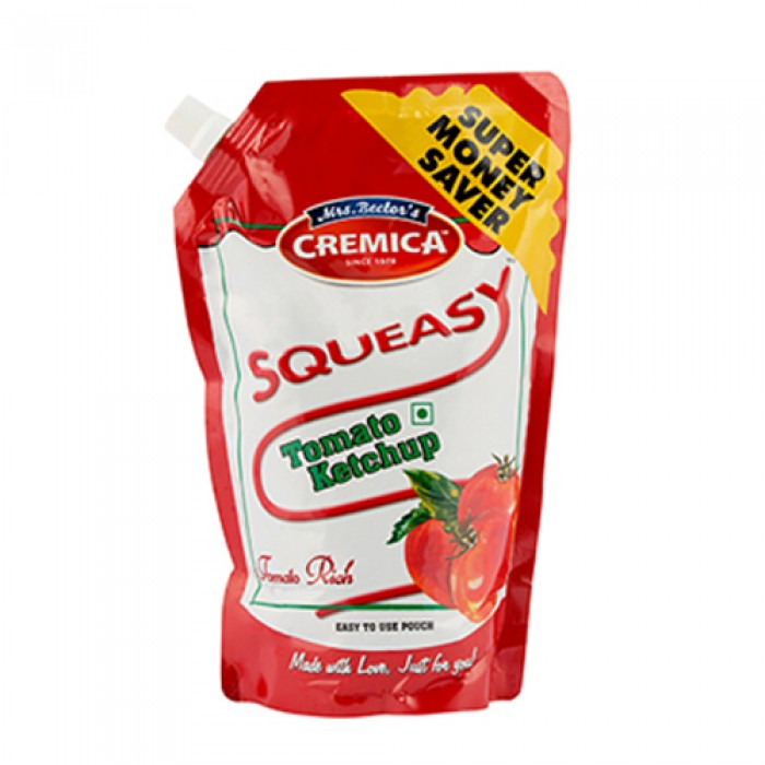 cremica squeezy Tomato ketchup 950g