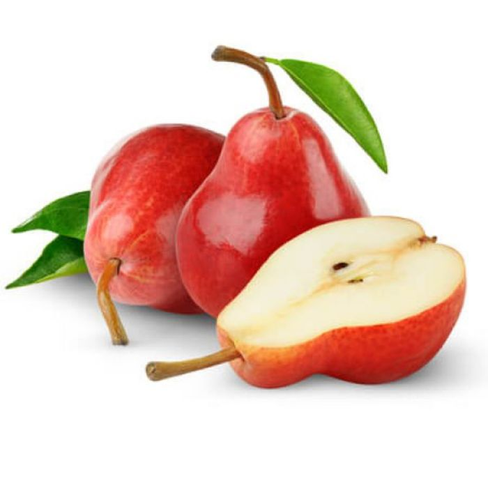 Pear-Red Imported 4 Pcs